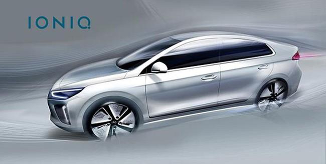 Hyundai  Ioniq EV: Otomobilde bir ilk!