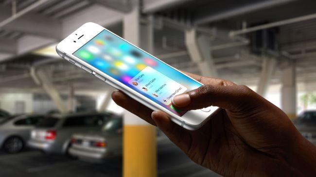 3D Touch'a yeni işlevler