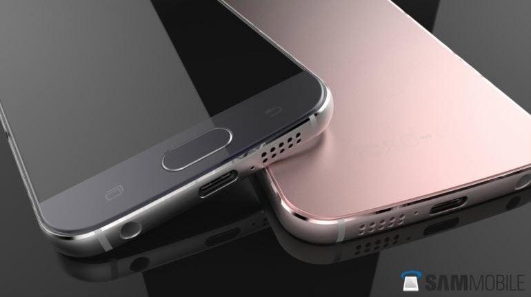 Gerçeğe bağlı kalan bir Galaxy S7 konsepti!
