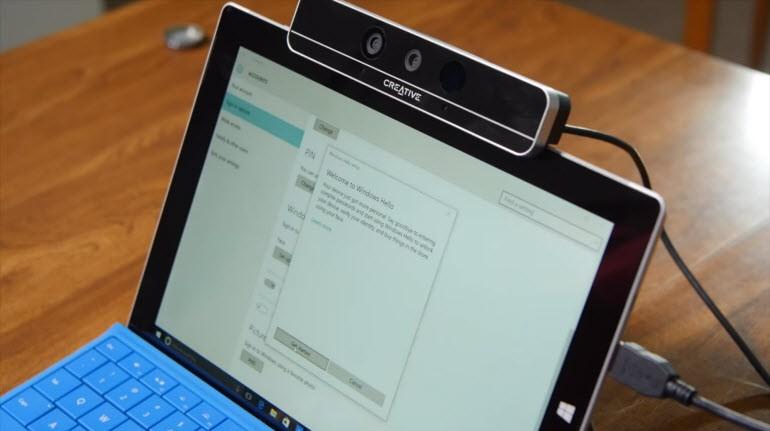 Windows Hello ve fazlası