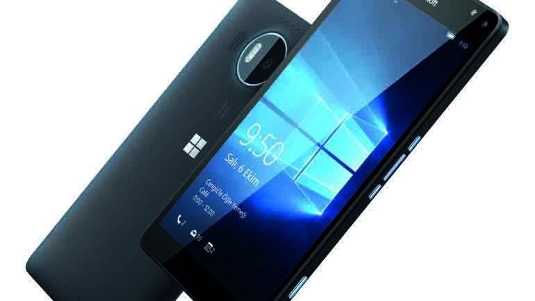 İşte Microsoft Lumia 950
