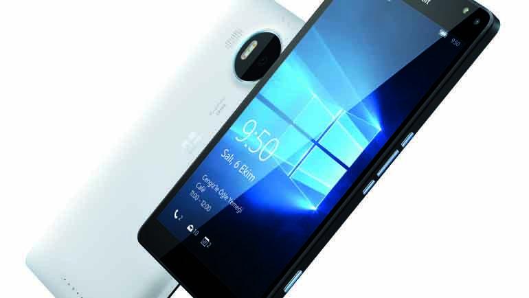 İşte Microsoft Lumia 950 XL