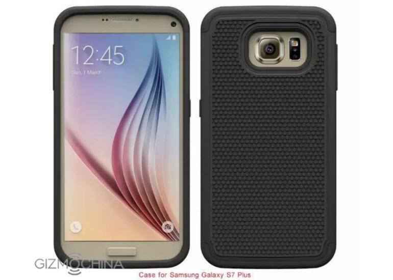 Galaxy S7 ve Galaxy S7 Edge kılıfları sızdı!