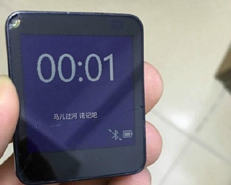 Nokia'nın akıllı saati 'Moonraker' yine sızdı