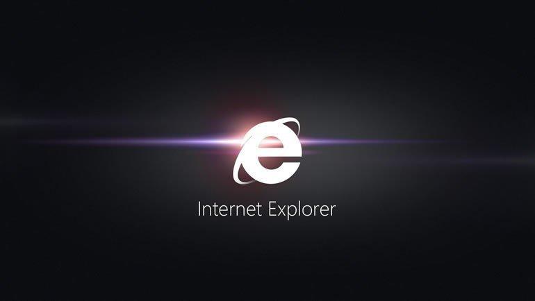 Internet Explorer 8, 9 ve 10 sürümünü artık kullanmayın