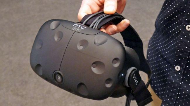 En iyi oyun cihazı: HTC Vive Pre