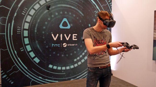 En iyi şov: HTC Vive Pre