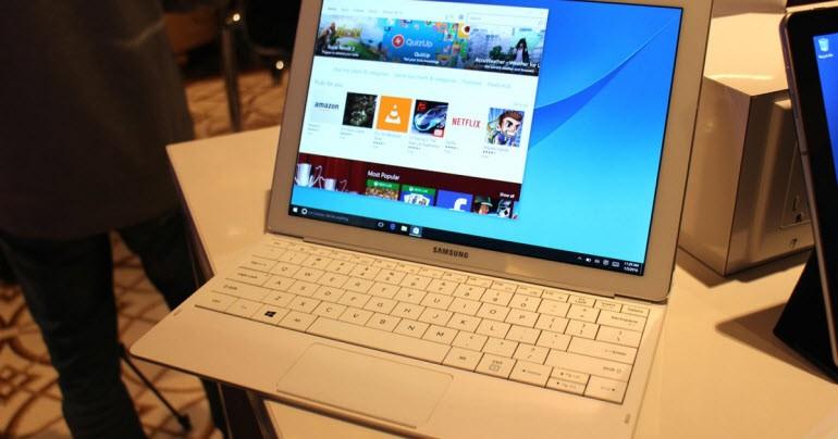 En iyi tablet: Samsung Galaxy TabPro S