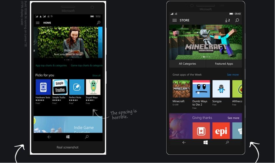 Müthiş bir Windows 10 Mobile!