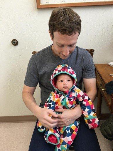 Zuckerberg'in fotoğrafı tartışma yarattı!