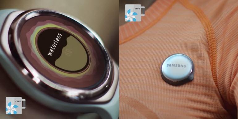 Samsung SM-R150'den görüntüler sızdı!
