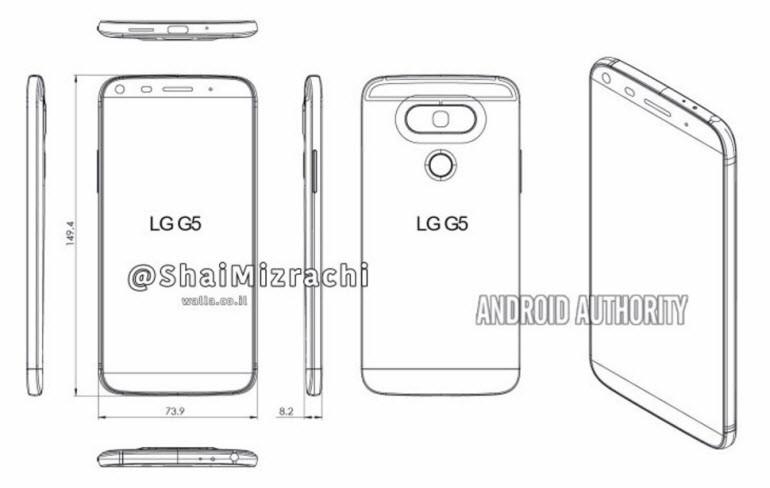 LG G5'ten yeni ipucu var!