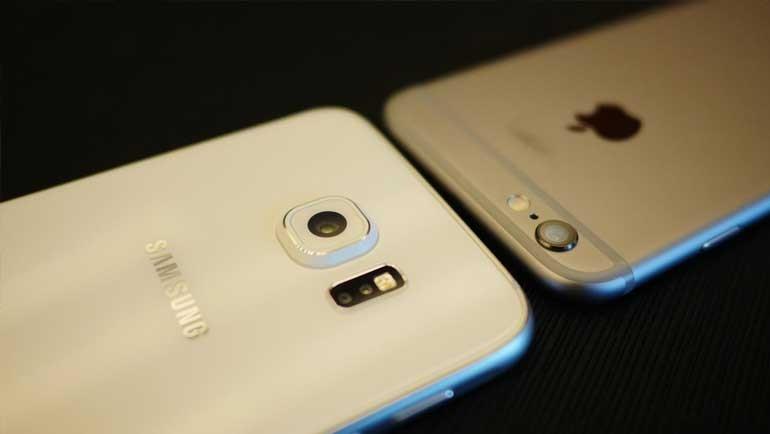 Samsung'un iOS aşkı büyüyor!