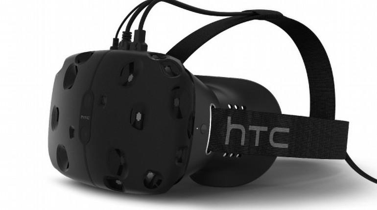 HTC Vive (Valve Steam VR)
