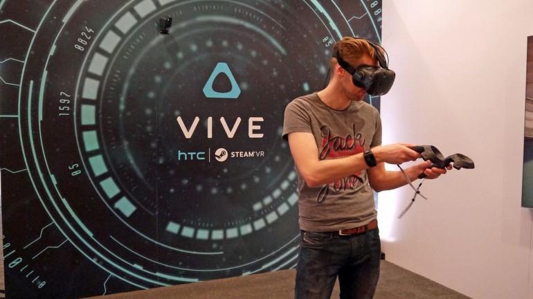 HTC Vive'a özel oyunlar