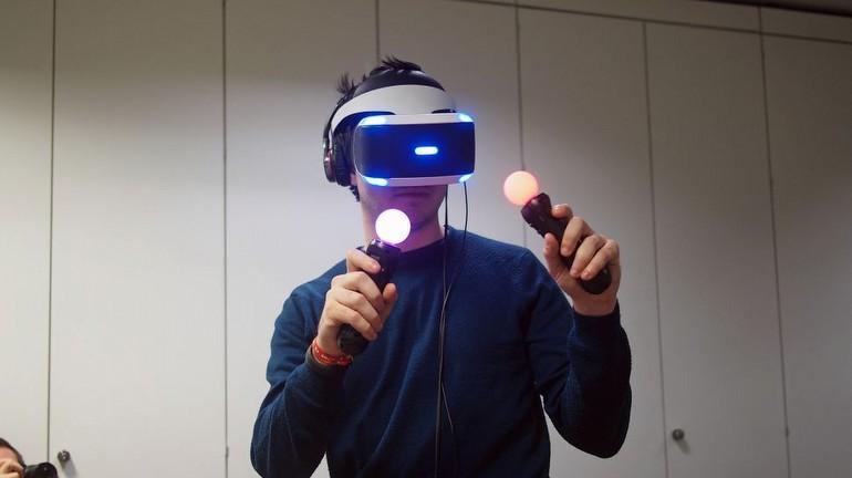 Playstation VR (Morpheus)