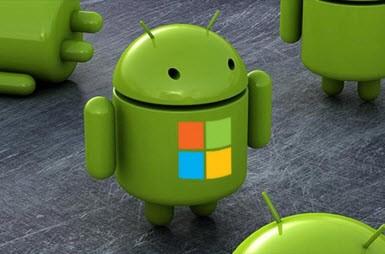 Microsoft'un yeni Android ortağı: Acer