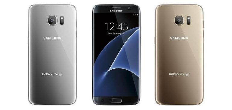 Galaxy S7 Edge farklı renklerde sızdı!