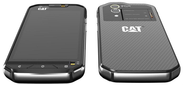 Termal görüntüleme sensörlü ilk telefon!