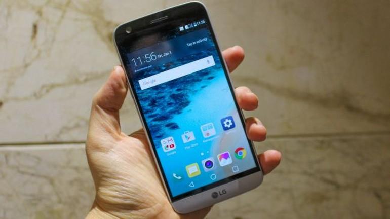 MWC: LG G5'i canlı canlı denedik!