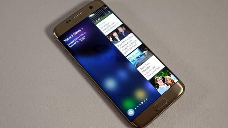 MWC: Galaxy S7 Edge tanıtıldı!