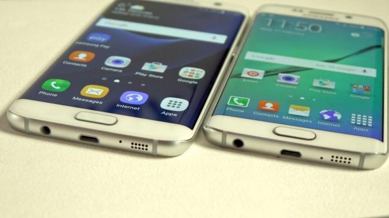 MWC: Galaxy S7 Edge'i denedik!