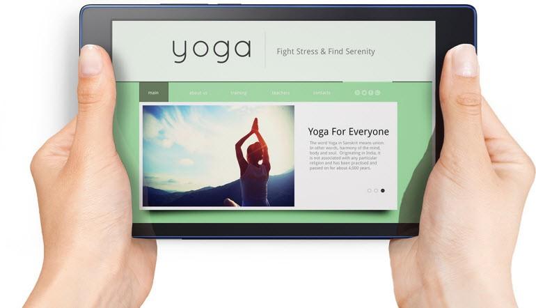 MWC: Lenovo'dan yeni telefon ve tabletler!
