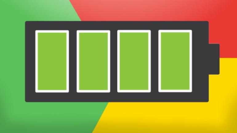 Chrome'un pil tüketimini azaltmanın 3 yolu!