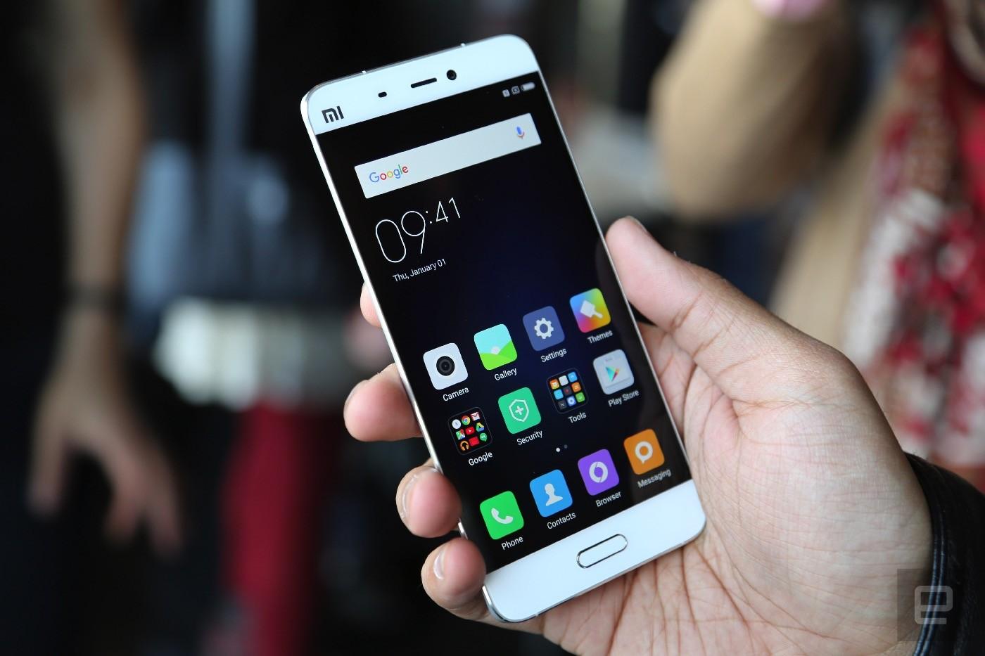 Sürpriz hit: Xiaomi Mi 5