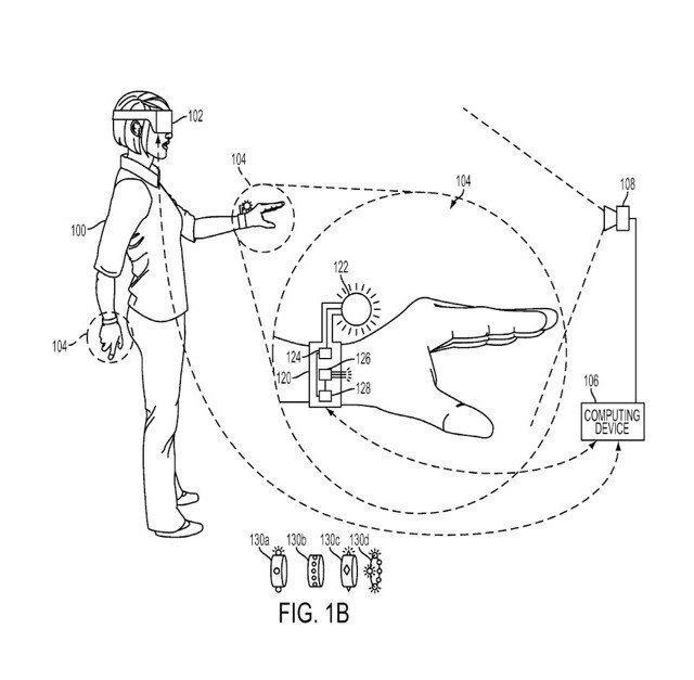 Sony'den Power Glove'u hatırlatan patent!