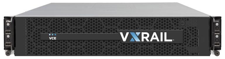 Hiğer Yakınsanmış VCE VXRAIL ailesi tanıtıldı