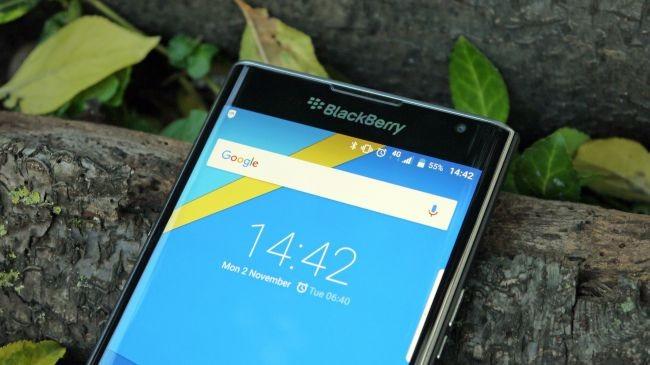 Ekran ve BlackBerry Hub