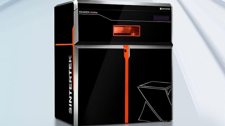 Sintertek, 3D yazıcı pazarında dünya liginde