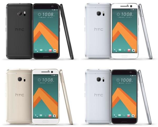 Bu sızıntıya göre HTC 10 dört renkle geliyor!