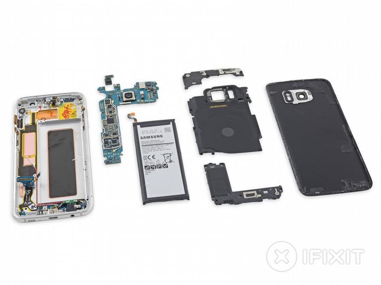 Samsung Galaxy S7'ye 10 üzerinden sadece 3!