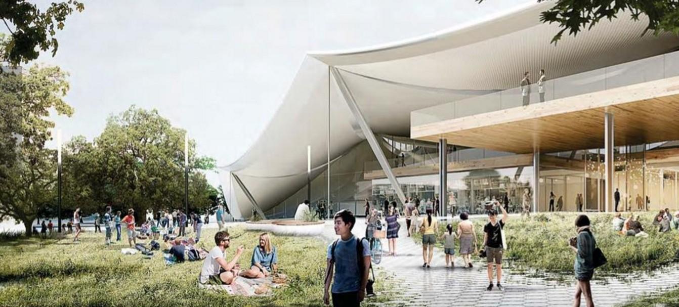 Google'ın yeni kampüsü, büyüleyecek!