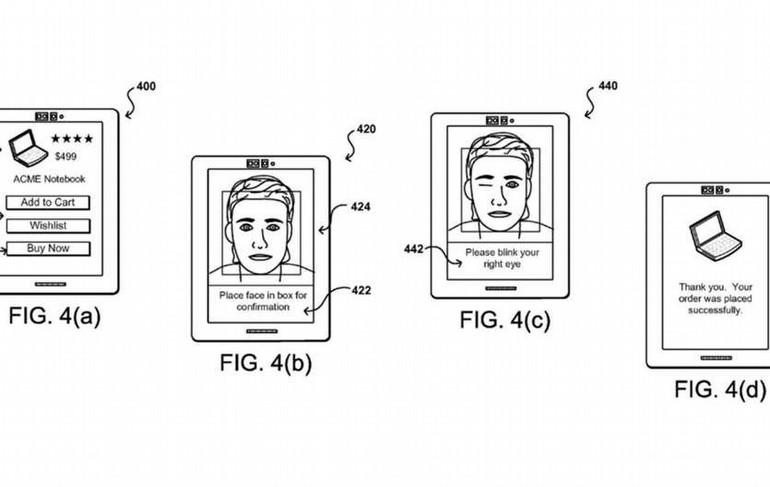Amazon'da ödeme yapmak için şifre yerine selfie!