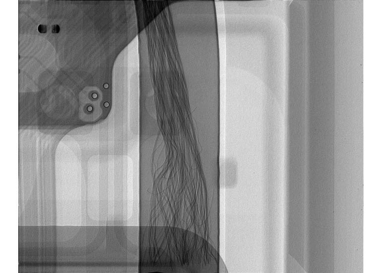 Galaxy S7 Edge'den X-Ray görüntüleri!