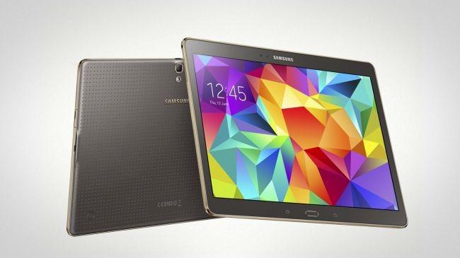 7. Samsung Galaxy Tab S