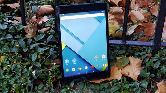 4. Google Nexus 9