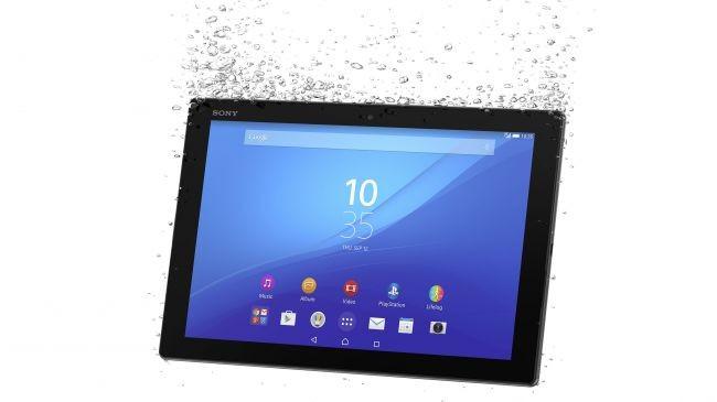 3. Sony Xperia Z4 Tablet