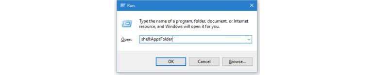 Windows 10'un gizli penceresini açın!