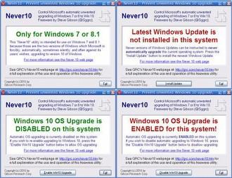 """""""Windows 10"""" ısrarlarına karşı en etkili çözüm!"""