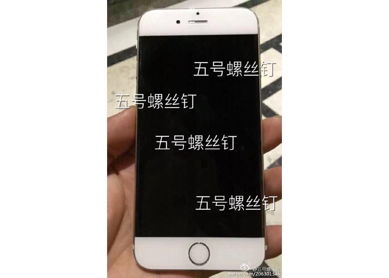 iPhone 7'nin ekranı böyle olabilir mi?