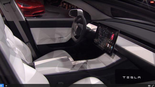 Tesla Model 3 artık gerçek!