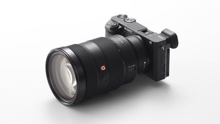 FE 85mm F1.4 GM Telefoto Prime Objektif
