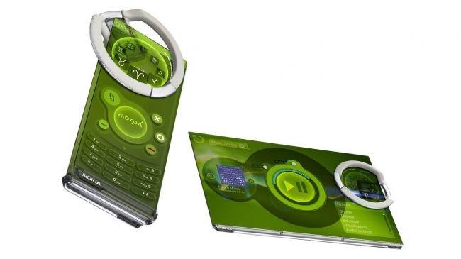 1. Nokia Morph