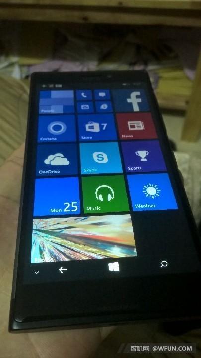 "İşte iptal edilen ""Lumia 1030"" sızdı!"