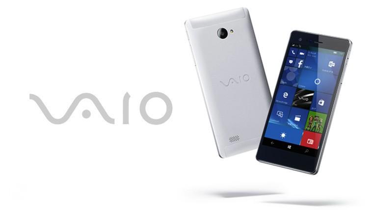 Windows'lu cep VAIO Phone Biz satışta!