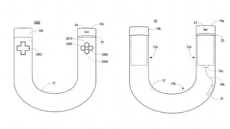 Nintendo'dan bir gizemli patent daha!
